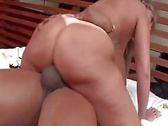 Stick that fat cock in my big Latina ass