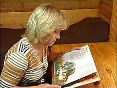 Mooie Virginia - Lesbische Plezier in de cabine
