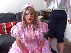 Angelica redresse les coutures de Madame C