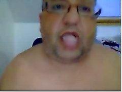 Homens pés rectas de Webcam # 43.