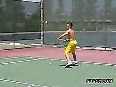 """Ball Schotten """" - Spiel, Satz und Fick"""