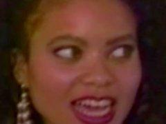 Black babe analized in retro porn video