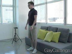 HD GayCastings - Lucas yüzeyinde yüke patlamaların