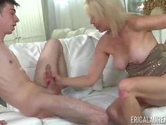 Stepmom Erica Lauren Helping A Jilted Son