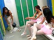 Hairy teen pussy masturbation hd Hot ballet damsel orgy