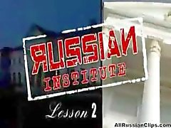 Compilatie van de Russische meisjes blazen en neuken met cumshots