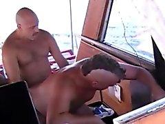 Gay Iäkkäämpi Off Shore Gang Bang