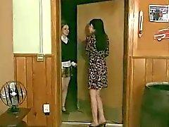 Lesbians la séduction