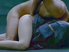 Кристель откровенные сексуальные сцены в фильма Эммануэль 2.