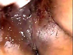Indische Squirter- - erstellen Close masturbiert