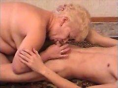 Moden Kvinde & Ung Fyr (Danish Title)(Not Danish Porn) 19