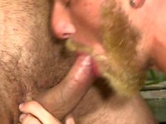 Muscle bear anal e anal cumshot