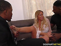 Rachele richey interracial trio sex cuckold sessions