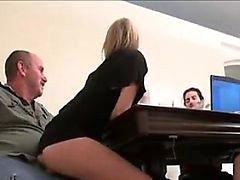 Daddy Does il suo incontro - suo si incontrano sul cas -affair