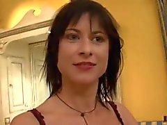 Cecilia Vega - PUGNO il buco del culo CAGNA