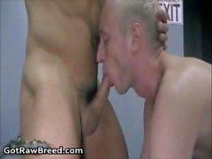 CJ Banks and Dominik Rider hardcore gay part4