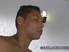 Homosexuell Schwarz Dilfs - fantastisches Grobe anales Geschlecht !