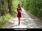 PunishTeens - Petite Jovencitas Dominada y de jodido duro