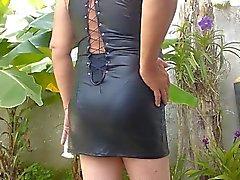 lindo vestido PU