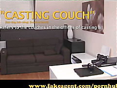 FakeAgent Sex krankzinnige teaher Creampie Casting