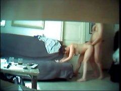 Amateur Ehefrau Versteckte Kamera