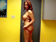 44yr Old Spanish Red Cougar Stroking