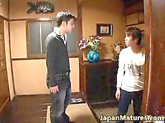 Matsuda Kumiko Mature Echt asiatischen Frau Teil 6