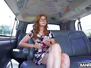 Kadence Marie Gets Fucked On A Bangbus