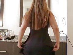 Liza Nude Twerk