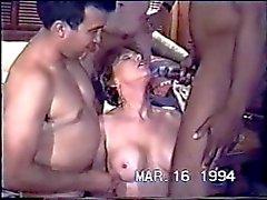 Sexy kukko imevät Slut Vaimo 016
