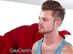 GayCastings - Симпатичная женоподобный хочет быть порно-звезды