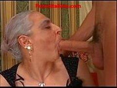 abuelita caliente polla grande italiano - nonna scopa cazzo duro e giovane