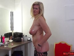 big tits milf sex with cumshot film