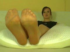 Weronica nylon soles