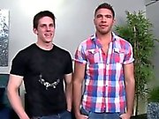 Moving gay porn movies with socks first time Sam gets on his