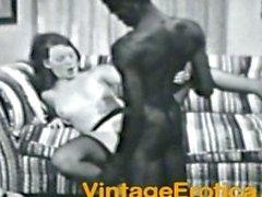 Vintage Interracial - первой Би когда-либо ?