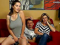 Sexy daughter butt screwed HD Porn Movie Scenes