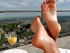 Lizin Valeri hot jalka taikakalu sukupuolen