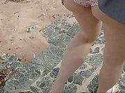 panty walk