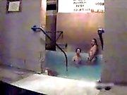 Röntgenci olarak - havuzda daha eğlenceli