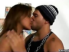 Latina Mary Has a Thick Bush