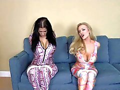 Two Hotties Bound and Gagged