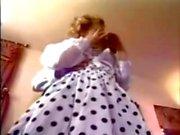 Sybille de Rauch ya su hermana la mierda uno al otro y tiene la orgía