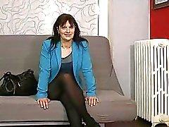 Kara fällig durch eine französisch Fake Agent gefickt