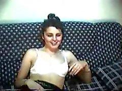 Turk cift kanepede