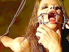 Teen gets humiliated and punished pretty rough