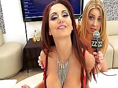 gestylter Lawinen Scotts & die AVA Addams