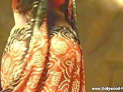 Hindistan'dan Gelen egzotik Bollywood Güzellik