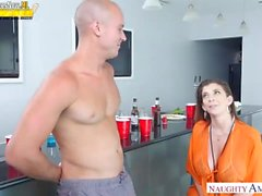 Hey mom! Do u want my cock? Sara Jay