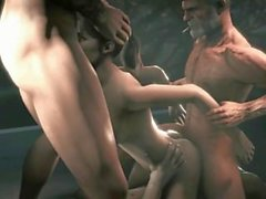 Gangbang Hard Game Bitches 1 (SFM Compilation)